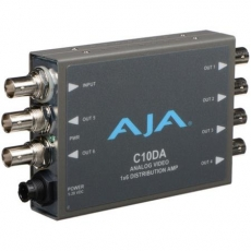 AJA C10DA Analog Video 1x6 Distribution AMP