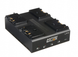 Anton Bauer LP4 Quad Charger