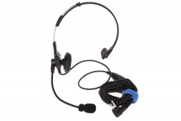 Impact Lightweight Headset Microphone for use with the Motorola CP200