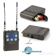 Lectrosonics LR Digital Hybrid Wireless Compact Receiver