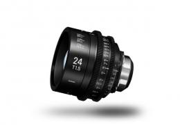 Sigma Cine PL Prime 24mm Lens