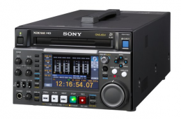 Sony PDW-F1600 Professional Disc Player and Recorder