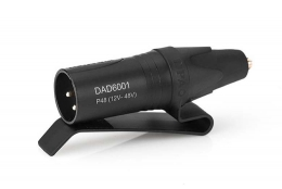 DPA DAD-6001BC Microdot to 3-pin XLR