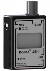 Denecke JB-1 Compact Syncbox Time Code Generator with Display