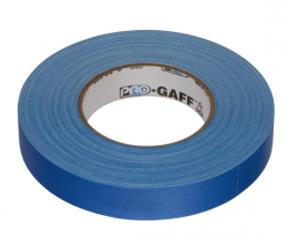 """Visual Departures Professional Gaffer Tape, 2"""" x 55 Yards, Yellow"""