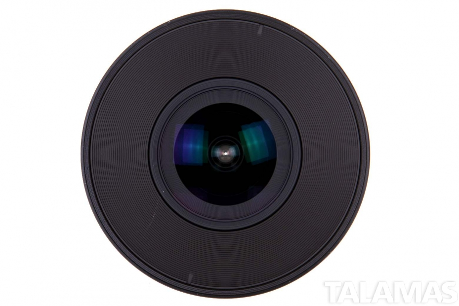 Zeiss 21mm T2.9 CP.2 Compact Prime Lens with PL Mount front view